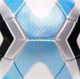 Hand, die Standardgrößen-kühle Abgleichung-Fußball-Kugel näht