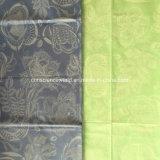 Poliéster / Cotton50 / 50 140GSM Normal Designs Tecido impresso para baixo para capa de edredon