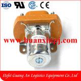 電気ゴルフカートのための24V 400A DCの接触器はZj400dを分ける