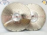 Electraoplted 다이아몬드 절단과 가는 디스크 다이아몬드 공구
