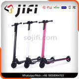 Scooter électrique de mobilité de roues duelles, scooter de mobilité de la fibre E de carbone