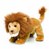 Jouet fait sur commande de peluche de jouet de peluche de lion