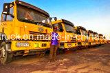FAW Dongfeng 모래 돌 전송 팁 주는 사람 쓰레기꾼에 의하여 사용되는 대형 트럭