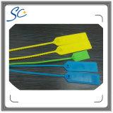 Tag descartável do selo de 13.56MHz RFID para a segurança