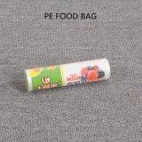 Мешки еды HDPE/LDPE/PE пластичные устранимые