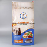 Sac en plastique de garniture du joint de quarte de Custmized pour la nourriture de /Animal d'alimentation d'animal familier/aliments pour chiens