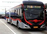 Segno programmabile della visualizzazione dell'itinerario della parte anteriore LED del bus della città P10