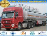 Sinotruk HOWO 50 de Kubieke Aanhangwagen van de Tank van Meters 50 Ton van de Tankwagen
