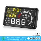 GPS Hud Vertoning voor het Alarm x-y-Hud209 van de Maximum snelheid van het Voertuig van de Auto
