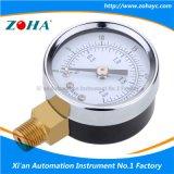 Compressor de ar Mini medidor de pressão Dial Custom-Made Double Scale