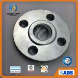 ASTM A105 galvanisierte Kohlenstoffstahl-Beleg auf Flansch mit ISO (KT0590)
