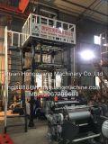 Máquina que sopla de la película de múltiples capas de la coextrusión del ABA