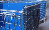 3mm 4mm de 5mm Blauwe Raad van de Dam voor de Kooi pp Corflute /Correx/Coroplast van het Pakhuis voor Supermarkt/het Snijden Matrijs