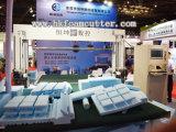 Maquinaria dobro da estaca da esponja do contorno da lâmina do CNC da HK