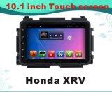 Androïde GPS van de Navigatie van de Speler van de Auto DVD van het Systeem voor Honda Xrv 10.1 Duim met Bluetooth/TV