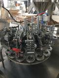 金属のアルミニウム管の自動盛り土およびシール機械