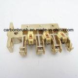 Produzir todos os tipos do suporte de escova personalizado do carbono do projeto para escovas de carbono
