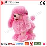 Stuffed Animal Soft Poodle Plush Dog Toy para crianças