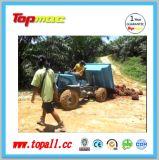 Тележка Dumper пальмового масла Китая Topall для тележки сброса сбывания используемой в пальмовом масле Fram
