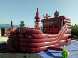 3D con la nave di pirata gonfiabile di alta qualità da vendere
