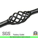 工場直売の鋼鉄食器棚の家具のハードウェアのワードローブのドレッサーの引出しのハンドル(UC 04)