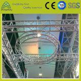 Ферменная конструкция круга свадебного банкета выставки алюминиевая
