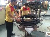 Boyau hydraulique tressé de fil (EN853-1SN-5/8) boyau de /Rubber