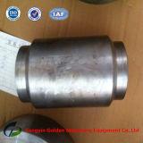 Peça quente do Special do forjamento do aço de carbono SAE1055