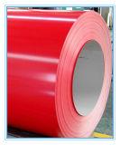 A parte superior Pre-Painted bobinas de aço galvanizadas
