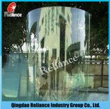 vidrio del vidrio/edificio del vidrio de flotador del claro de 6m m/flotador/vidrio del vidrio Tempered/modelo/vidrio ácido con el certificado de la ISO