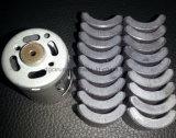 Дуга Shap Sintered Ferrite Magnet для Motor