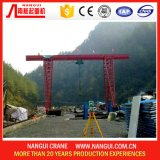 Singolo Girder Gantry Crane Used in Railway Yard