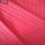 Il filato tessuto 100% del popeline di cotone ha tinto il tessuto per le camice/vestito Rlsc50-30