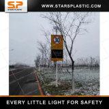 رادار مخبر إنذار قياس عرض حركة مرور يبرق [سبيد ليميت] إشارات
