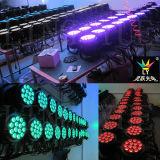 Waterdichte DMX 14X10W RGBW PAR Can LED Stage Light