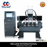 Engraver CNC маршрутизатора CNC приспособления Multi шпинделей роторный