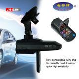 Detetor do radar com função do perseguidor e do carro DVR do GPS