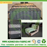 Non-Woven negro Fabric para Under The Sofa