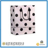 Wavepoint Paper Shopping Bag (GJ-Bag531)
