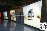 LED Frameless 직물 전시 광고