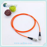 FC a FC Cable de fibra óptica Patch cable multimodo