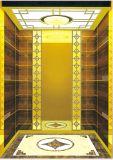 Sr. grabado al agua fuerte espejo y Mrl Aksen Ty-K182 de la elevación del elevador del pasajero