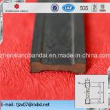 Tipo laminado en caliente uso de rejilla de la sección del acero suave I de la barra plana