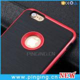 Heißer weicher TPU rückseitiger Plastikdeckel für iPhone 6/6s Handy-Deckel