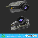 Nouvel Arrive Fisheye Lens Zinc Alloy HD DVR Manual Car DVR avec G-Sensor Xy-W68