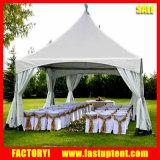 tente Eventos de Carpas de dôme de pagoda de 5m 6m
