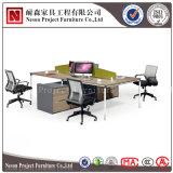 أسلوب بسيطة خشبيّة [تبل توب] حاسوب طاولة مكتب [وورستأيشن] ([نس-بت038])
