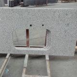 Дешевое Light - серое Granite Worktops для Kitchen