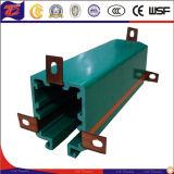 Aleación de aluminio aislada de la seguridad que contiene el carril incluido del conductor