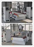 サーボモーター自動ツールのチェンジャー木製CNCのルーター1325年